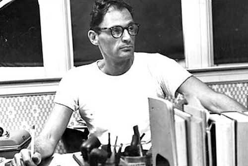 handsomeyoungwriters:  Arthur Miller