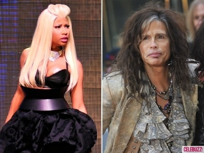 Steven Tyler Apologizes to 'American Idol' Judge Nicki Minaj! Read what he said by clicking the image above!
