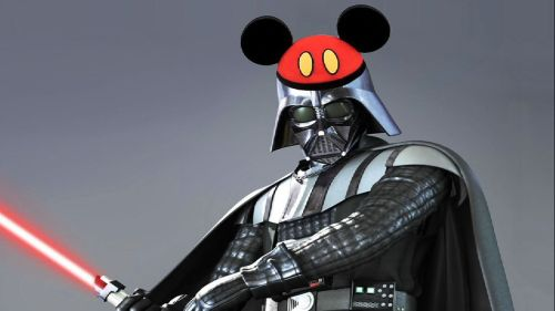 Is Disney really going to resurrect Darth Vader?