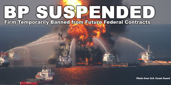 climateadaptation:  govtoversight:  What BP's Suspension Means