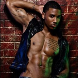 Screaming Happy Birthday To My Husband  @TreySongz !!!!