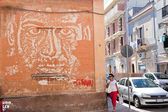 Vhils — Italy on Flickr.