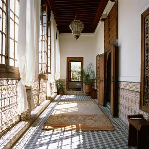 living-in-luxury:  Riad Charai, Marrakech