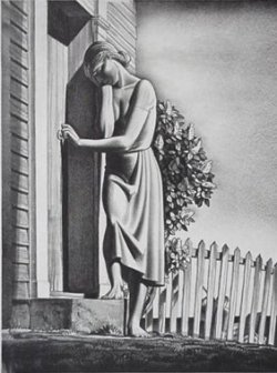 "(via Rockwell Kent- ""And Women Must Weep'- lithograph : Lot 255)"
