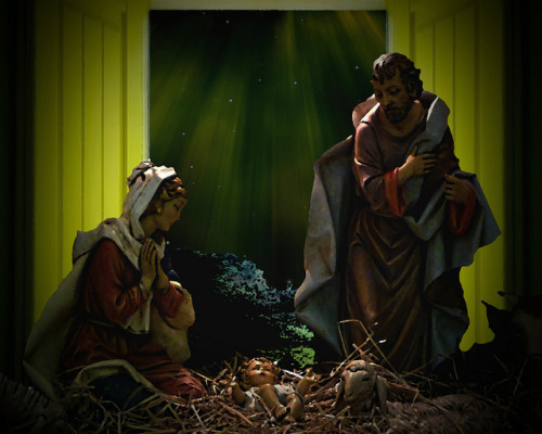 """The Nativity"" on Flickr.Merry Christmas to you all!"