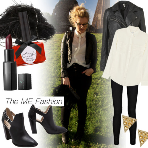 Like Austrian blogger and new StyledOn member The ME Fashion's look? Learn how to Steal Her Style here!
