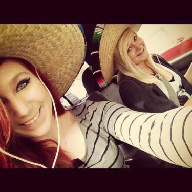 I should have bought a sombrero so long ago because it's my favourite thing eVAR.