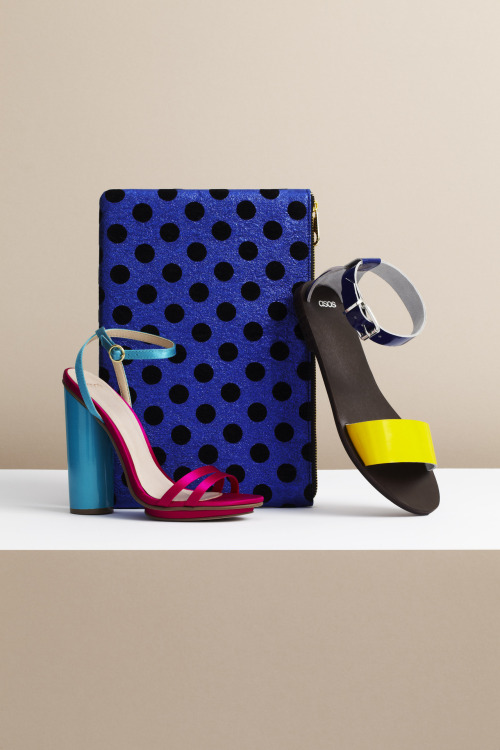Bold accessories from the ASOS spring lookbook.