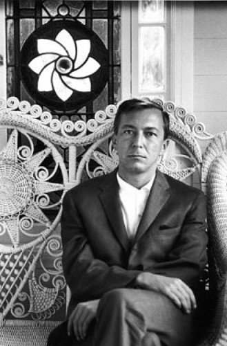 artistandstudio:  Jasper Johns by Dennis Hopper