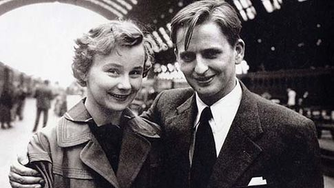loppelisa:  Olof Palme and his wife Lisbet.