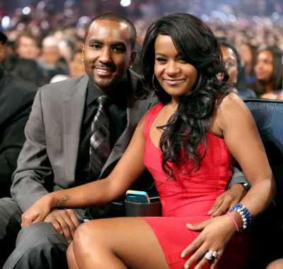 "Nick Gordon confirmed on Twitter that he and Bobbi Kristina are no longer together: ""@REALbkBrown and I are not engaged or dating. Just close like we have always been"""