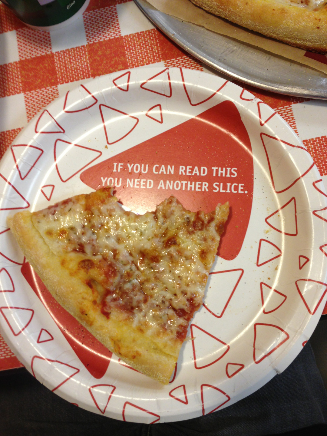 timeswontchange:  This plate is the only thing which is allowed to tell me how to live my life..