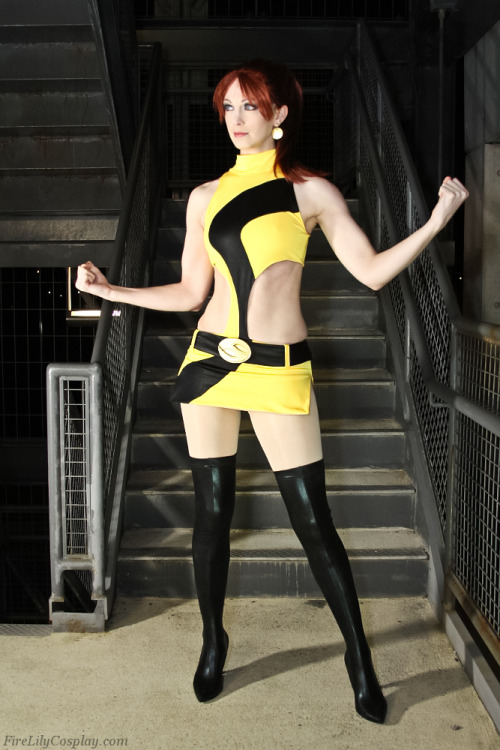 demonsee:  Silk Spectre - Before Watchmen by *FireLilyCosplay