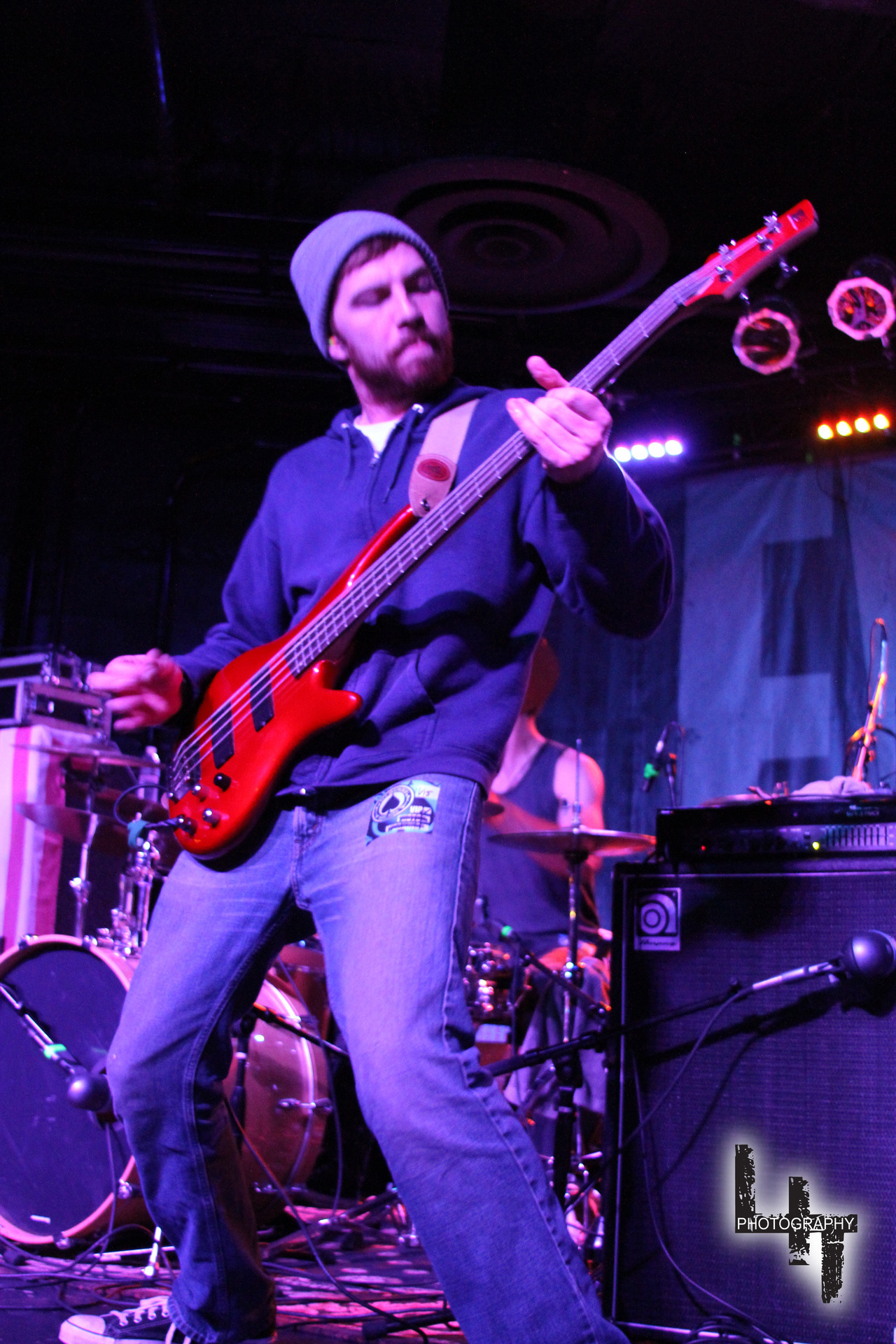 Tragic Culture live 11-15-12 @ the Ace Of Spades w/Everclear. Photos courtesy of Lost In Time Films.