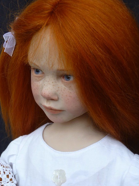 flavorpill:  Amazing, Hyperrealistic Doll Children