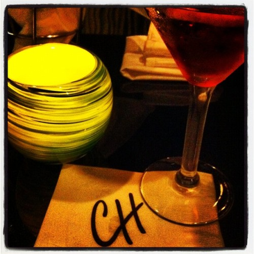 #welldeservedmartini #pomtini #charthouse #marinadelrey #alcohol #martini #candle #afterabusyday #happy #yummy #tasty