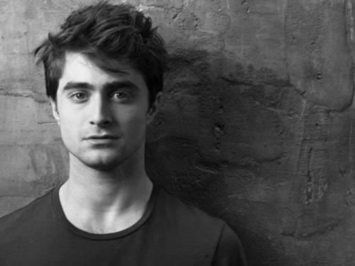 """Daniel Radcliffe; you beauty!"""