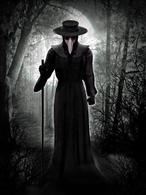 mererecorder:   Plague Doctor by *Neamhni