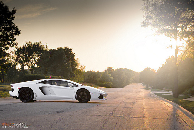 Aventador [Explored] by mattmagnino on Flickr.