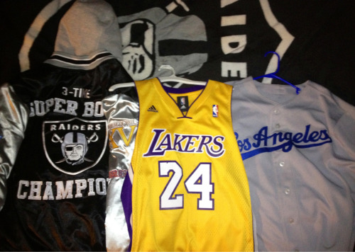 Raider$.Laker$.Dodger$.,
