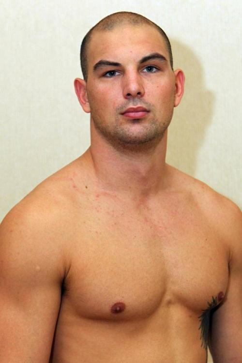 Tommy Zbikowski, pro boxer, football player - Notre Dame, Ravens, and Colts