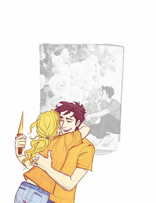 Your favourite couple in the Percy Jakcson and the Olympians/Heroes of Olympus series:   → p e r c a b e t h   fanarts by burdge