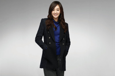 Soo Ae @Olivia Lauren - Winter 2012