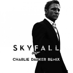 New Music: Adele – Skyfall (Charlie Darker Remix) Rising Toronto/Montreal based producer and DJ (not to mention Wolfgang Gartner's protege) Charlie Darker gives us his own unique take on Adele's theme song for the new Bond movie.  Oh and did I mention that it's a free download?  SWEET! Connect with Charlie:https://twitter.com/ischarliedarkerhttps://www.facebook.com/CharlieDarkerMusic  Stream / Download:  Adele – Skyfall (Charlie Darker Remix)