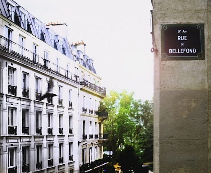 | ♕ |  Rue de Bellefond - 9e, Paris  | by © Tim Irving