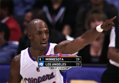 It's great to see Chauncey Billups back on the court and injury free after recovering from a torn achilles tendon. Welcome back Mr Big Shot. hoopdiary.com