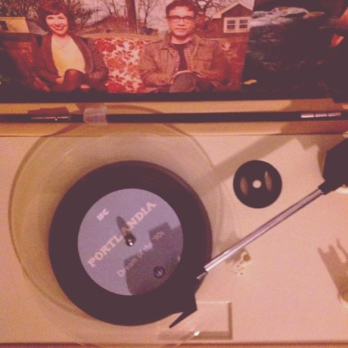 whothehellisjoshgroban:  Is this vinyl local? #Portlandia #IFC