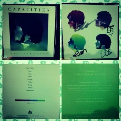 Capacities. Up Dharma Down. Pure bliss.