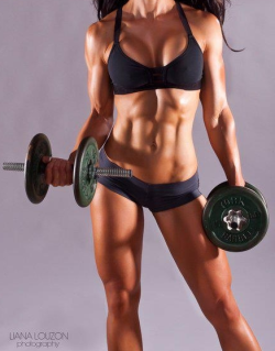 dailyfitnessgirls:  gym babe daily