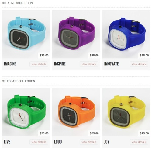 The new colors exclusively from VERSE WATCHES. Someone please buy me a purple for Christmas?! Love these. They're stylish and for a GREAT cause.