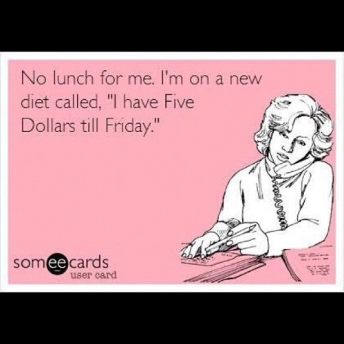 showmetheway-youmove182:  Ain't that the truth! #ecards #friday #payday #hurry