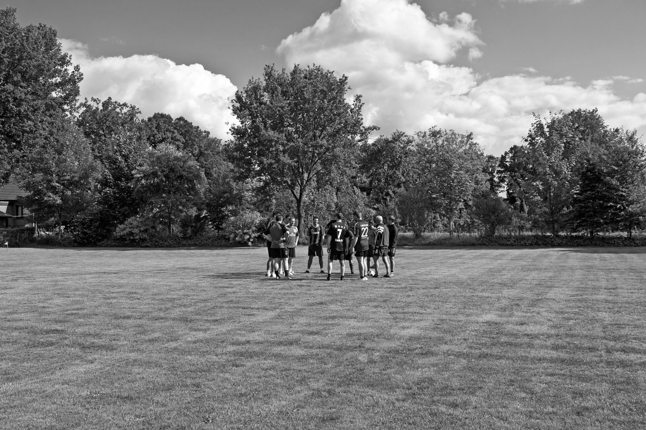 Backyard Kings| 08/2012 Amateur football, Germany. by TIMROdesign