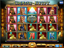 Crown of Egypt @ Virgin CasinoTravel back in time to ancient Egypt in search of exotic riches! Crown of EgyptTM features both…View Postshared via WordPress.com