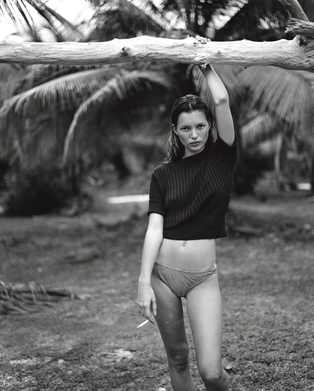 Kate Moss - Dazed & Confused by Juergen Teller (via bohemea) HARD.