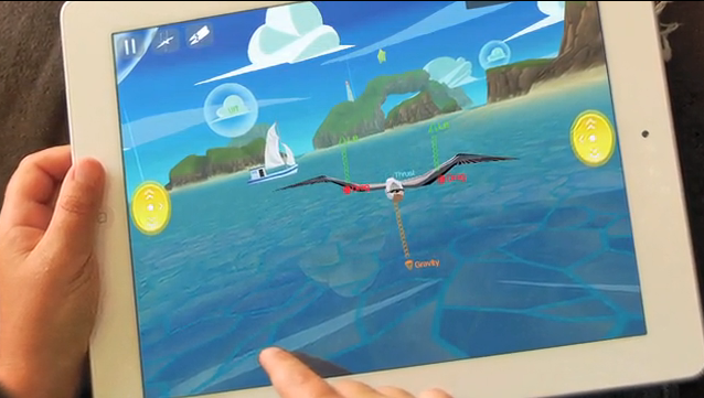 world-shaker:  BILL NYE IS RAISING MONEY ON KICKSTARTER TO MAKE AN IPAD GAME THAT WILL TEACH SCIENCE TO KIDS (If they raise at least $165,000, they'll also port it to Android!)