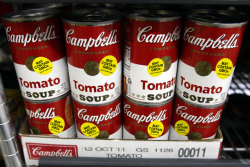 Mmm, mmm, corn syrup. That's what Campbell's soup is. #LIY