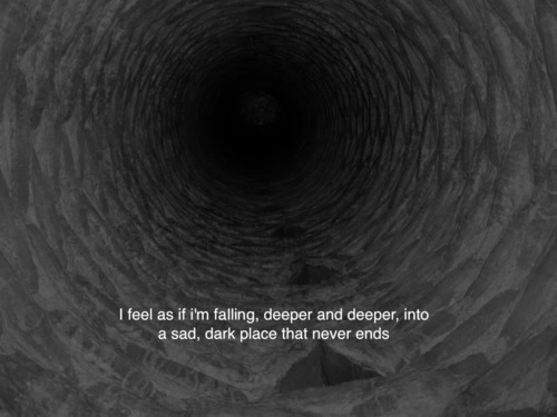 jovanainwonderland:  That's how depression is…