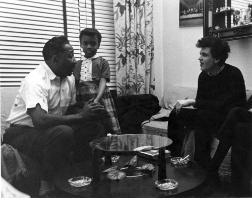 Michael Bloomfield interviews Muddy Waters at home Chicago, IL, 1964