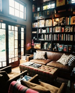 bookmania:  Home Library (via Recent Settlers)