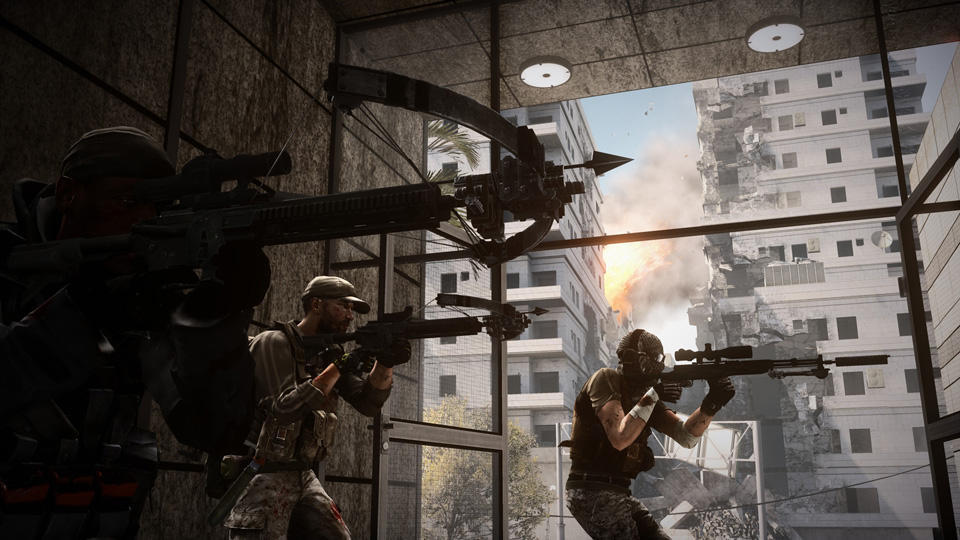 Battlefield 3 Update Fixes PS3 Issues and Balances More Weapons #BF3 - http://www.hardcoreshooter.com/battlefield-3-news/battlefield-3-update-fixes-ps3-issues-and-balances-more-weapons.html