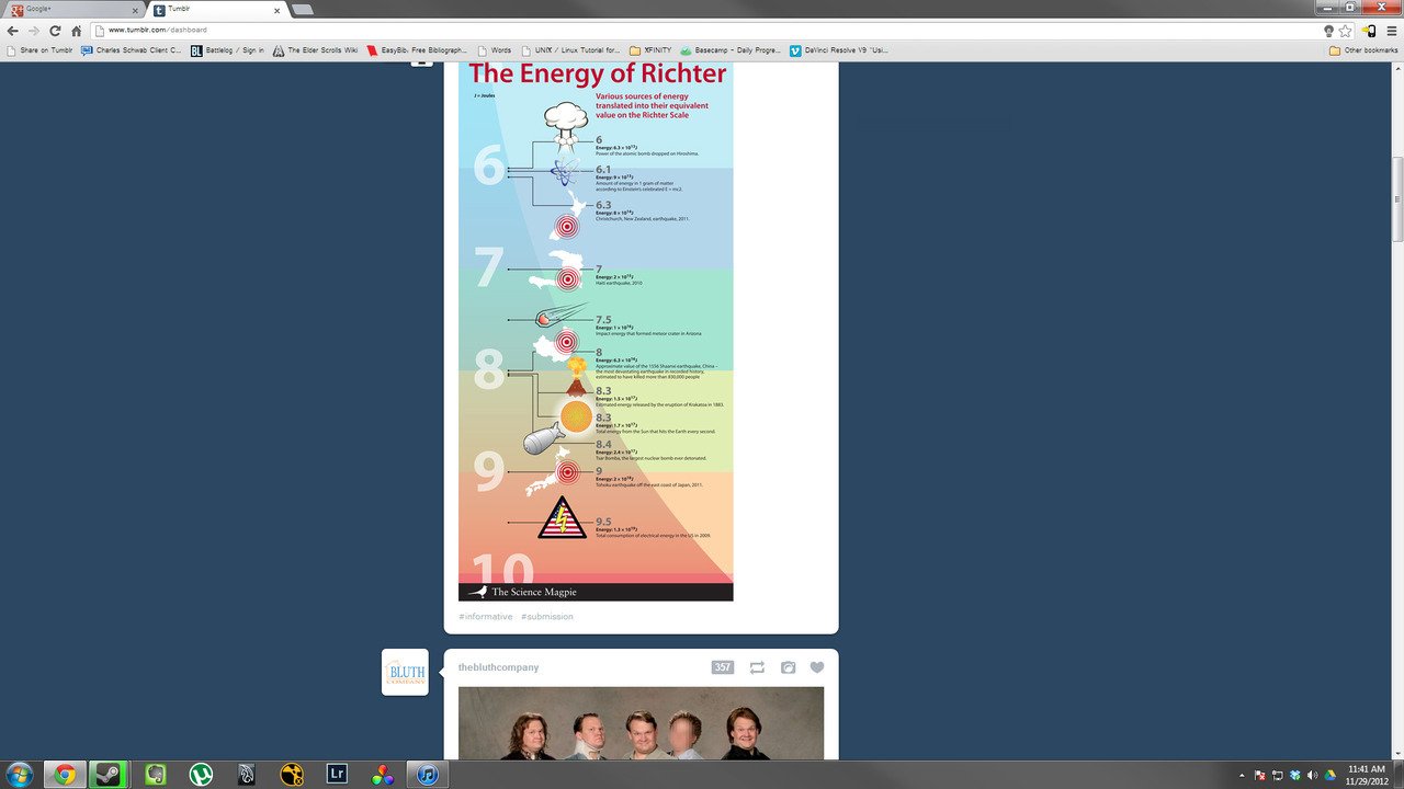 ilovecharts:  rwl2:  Coincidence? I think not. The energy of Richter, indeed.  re-re-re-reeeeemix.  http://www.youtube.com/watch?v=pQ5GBlbR6-g —> this is my new fail compilation for December :d!
