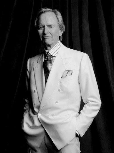 The man in the white suit and the others on the Flavorwire 100 most important living NY authors list