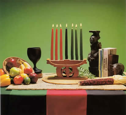 Happy Kwanzaa, Hokies!
