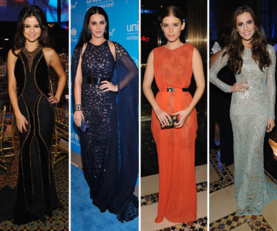 Unicef SnowFlake Ball 2012