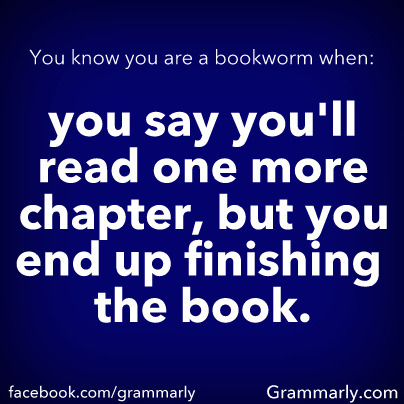This definitely happened when I read The Hunger Games. What book did you last read this way?