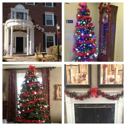 It's beginning to look a lot like Christmas at GPhi!